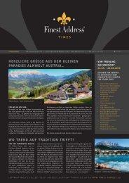 Finest Address Times