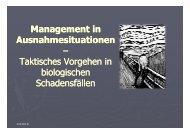 seidl_vortrag_management i A - 8. Tag der Hygiene