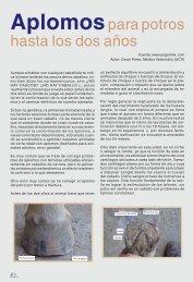 Anuario, paginas 83-95 - Asociación Argentina de Fomento Equino