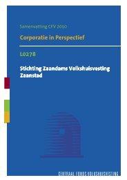 L0278 Corporatie In Perspectief Samenvatting 2010