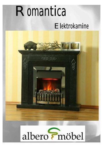 Elektrokamine