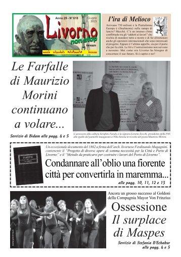 Livorno non stop - Giu '15