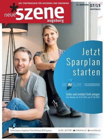 Neue Szene Augsburg 2015-07