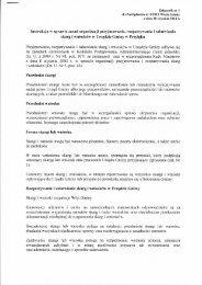 Instrukcja w sprawie zasad organizacji przyjmowania, rozpatrywania ...