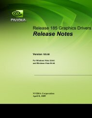 Release Notes - 185.68 - Nvidia's Download site!!