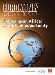 Sub Saharan Africa 2015