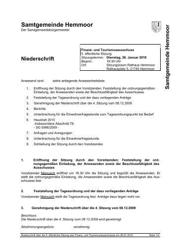Samtgemeinde Hemmoor