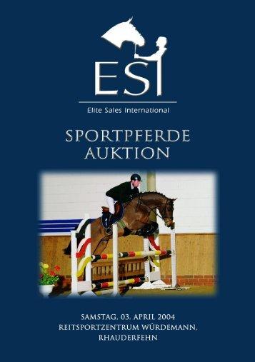 2004 - ESI II. Sportpferde Katalog (.pdf, 5,0