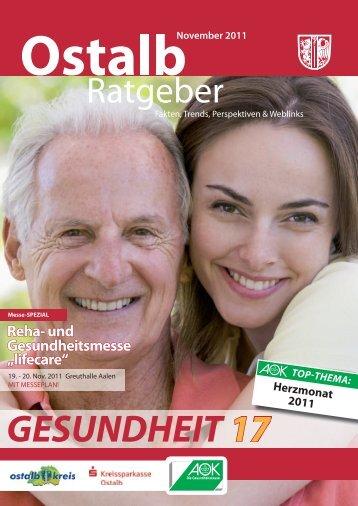 GESUNDHEIT17 - Gesundheitsnetz Ostalbkreis