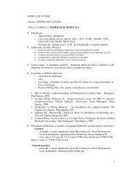 GHIDUL DE STUDIU PSIHOLOGIE MEDICALA final - UMF