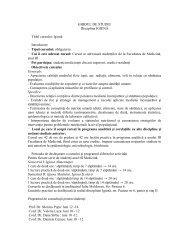 ghid de studii Igiena 2012-2013 - UMF - Iuliu Haţieganu