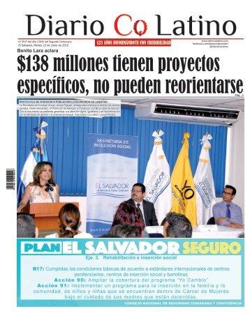 Edición 23 de Junio de 2015