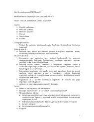 Ghid de studiu Medicala V pt FMAM II - UMF