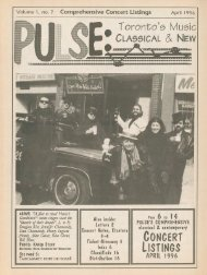 Volume 1 Issue 7 - April 1996