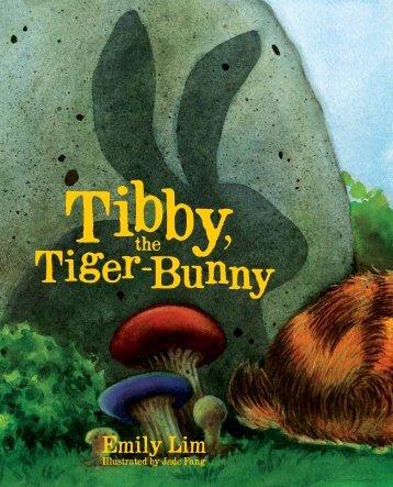 Tibby, the Tiger Bunny - Epigram Books