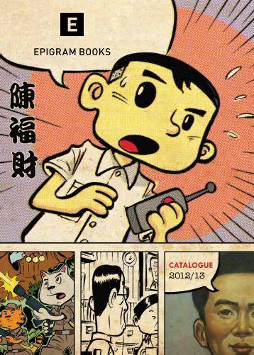 catalogue 2012/13 - Epigram Books