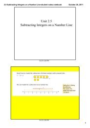 Unit 2.5 Subtracting Integers on a Number Line.pdf