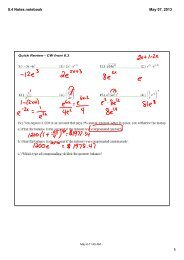 8.4 Notes.notebook - Ms. Carrigg's Website