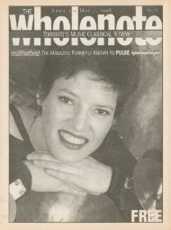 Volume 3 Issue 7 - April 1998