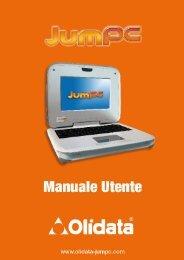 JumPC Manuale Utente - Siti web cooperativi per le scuole