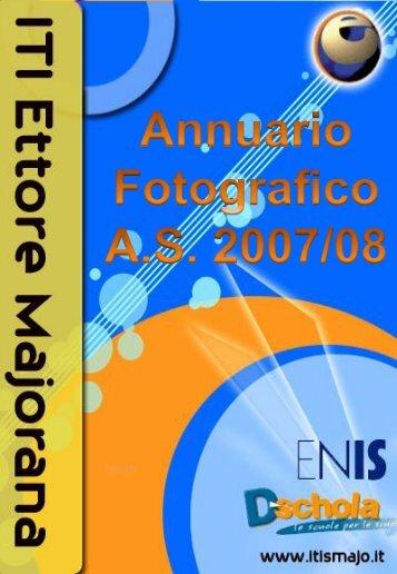 Annuario 2007-08 Majo - Definitivo - ITI Majorana