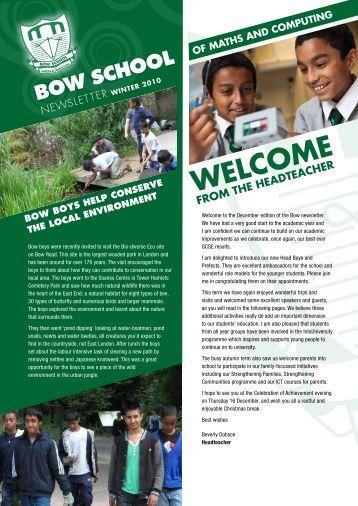 Bow School