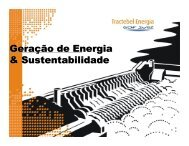 Desenvolvimento Sustentável - Fiesc