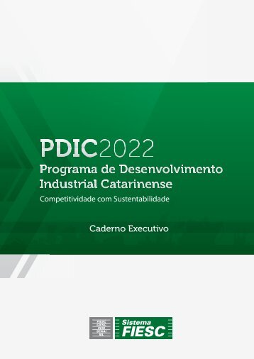 Download: Caderno Executivo - Fiesc