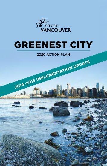 greenest-city-action-plan-implementation-update-2014-2015