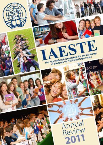 Annual Review 2011 - IAESTE