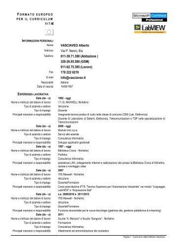 011-62.75.385 (Lavoro) - Siti web cooperativi per le scuole