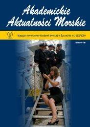 AAM 01:Makieta 1.qxd - Akademia Morska w Szczecinie