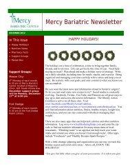 December 2012 - Mercy Medical Center-North Iowa