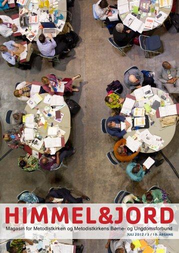 himmel&jord - Metodistkirken i Danmark