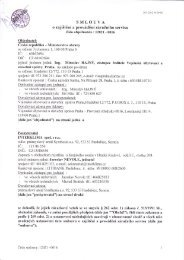 Celé znění smlouvy - z 30.05.2012 - Ministerstvo obrany