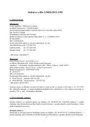 Celé znění smlouvy - z 17.04.2012 - Ministerstvo obrany