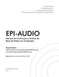 EPI-AUDIO - Fiocruz