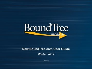 Bound Tree PPT Template - Bound Tree Medical