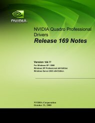 Release 169 Notes - Nvidia's Download site!!