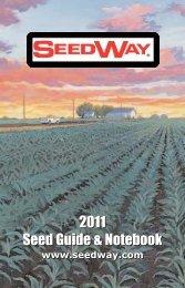 SeedGuide - Seedway