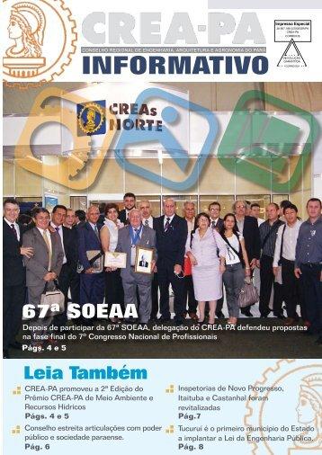 Edição Final-Nov/2010 - CREA-Pa