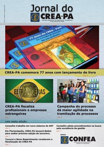 Jornal do - CREA-Pa