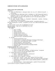 GHID FINAL-Oftalmologie - UMF