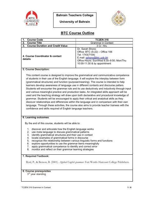 Bahrain Telecommunications Company