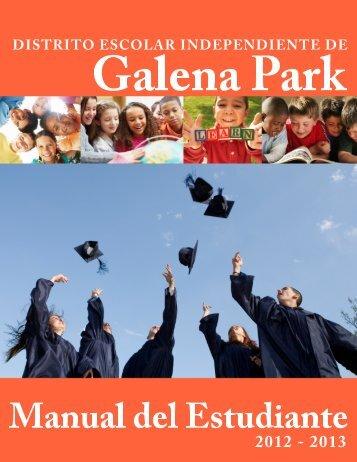 Distrito Escolar Independiente de Galena Park Mesa Directiva