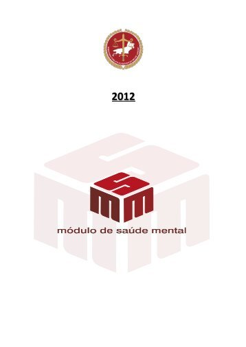 Relatório do Módulo de Saúde Mental – 2012
