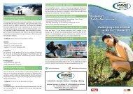 Wanderprogramm Achensee 2013