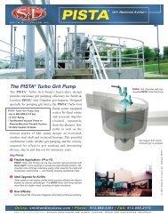 The PISTA® Turbo Grit Pump - Smith & Loveless Inc.