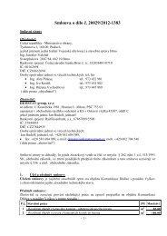 Celé znění smlouvy - z 08.05.2012 - Ministerstvo obrany