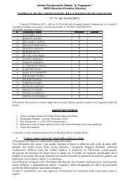 Verbale Consiglio Istituto 24 febbraio 2012 - Icsfogazzaro.it